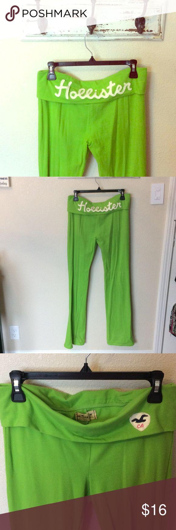 Workout pants, leggings Hollister legging style pants Hollister Pants Track Pants & Joggers