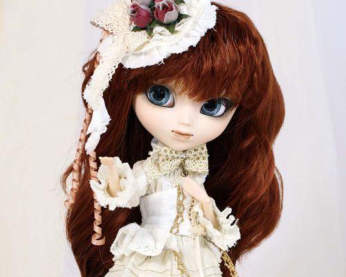 Коллекционная кукла Pullip Молоко Латте