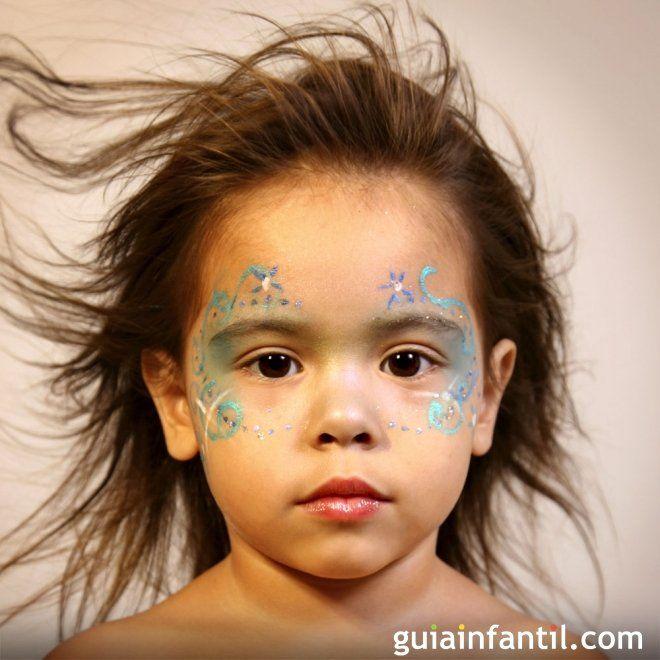 Resultado de imagen para maquillaje elfos y hadas