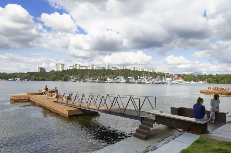 Galeria - Hornsbergs Strandpark / Nyréns Arkitektkontor - 141