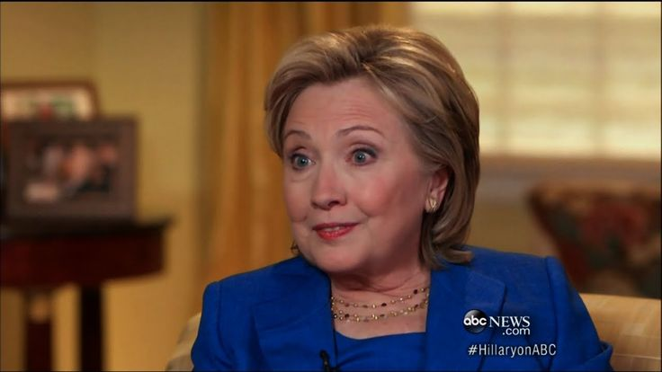 I don't see the wonky eye that the previous pin shows. I didn't watch this through. HILLARY CLINTON (AGE 66) - NEW YORK - POLITICIAN Original Airdate: Monday June 9, 2014 (ABC-TV) . JOIN QUIZGROUP PARTNER PROGRAM: http://join.quizgroup.com/ .