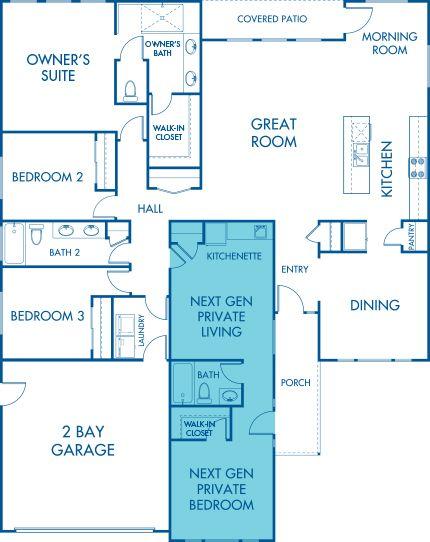 Best Versatillion Plan 204M Nextgen New House Plans Garage 640 x 480