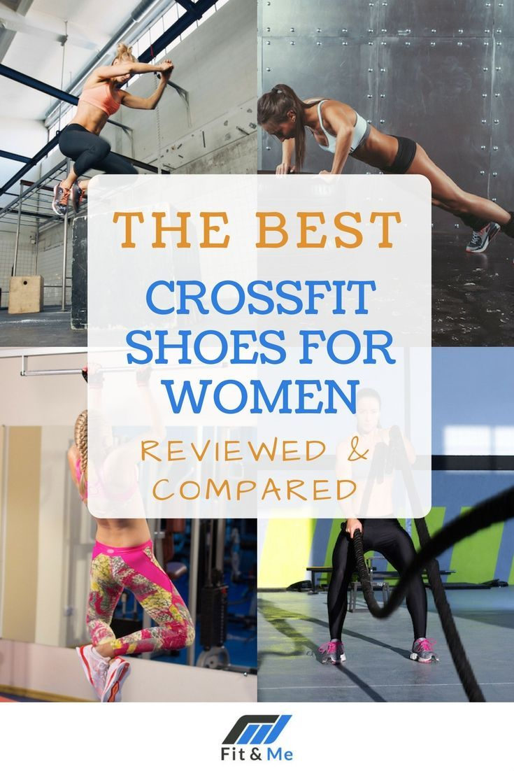 We're here to assist you in the search for the best CrossFit shoes for women out there. Discover our selection of the best CrossFit shoes for women!
