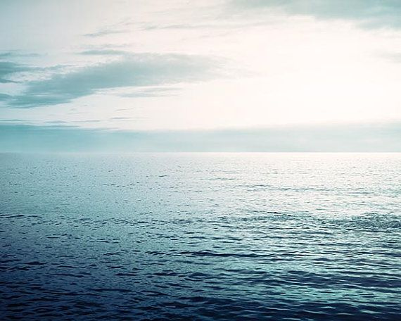 nautical decor large ocean photography Fine art by mylittlepixels
