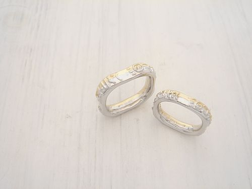 ZORRO - Order Marriage Rings - 055