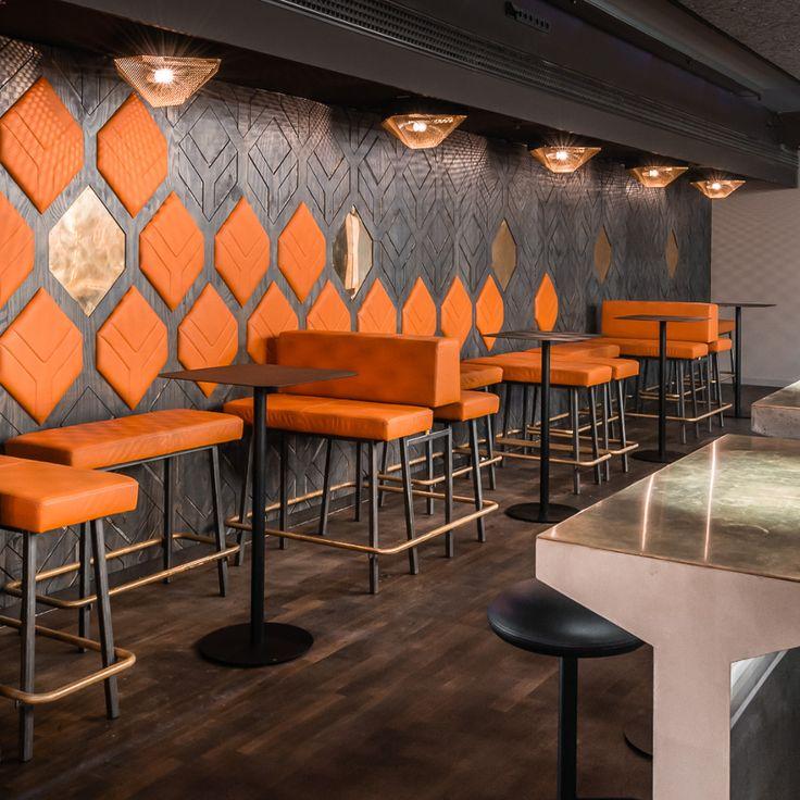 Best Innovatives Decken Design Restaurant Photos ...