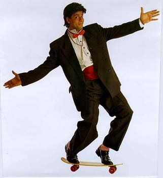 SRK in Yess Boss (promotional photo)