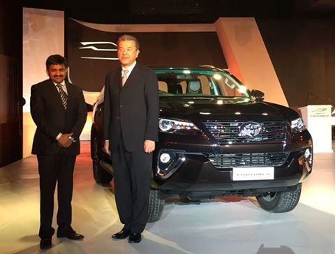 2016 Toyota Fortuner Introduced with price tag of Rs. 25.92 lakh Click here to read complete story....https://goo.gl/nRj1PC #ToyotaIndia #2016Fortuner #AllNewFortuner