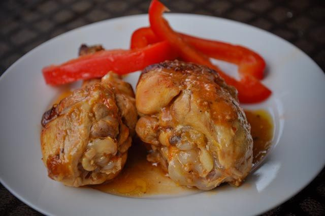 Haitian Stewed Chicken (Poule en Sauce) is a traditional recipe that is cooked using varios methods. It is typically served with a side of rice.