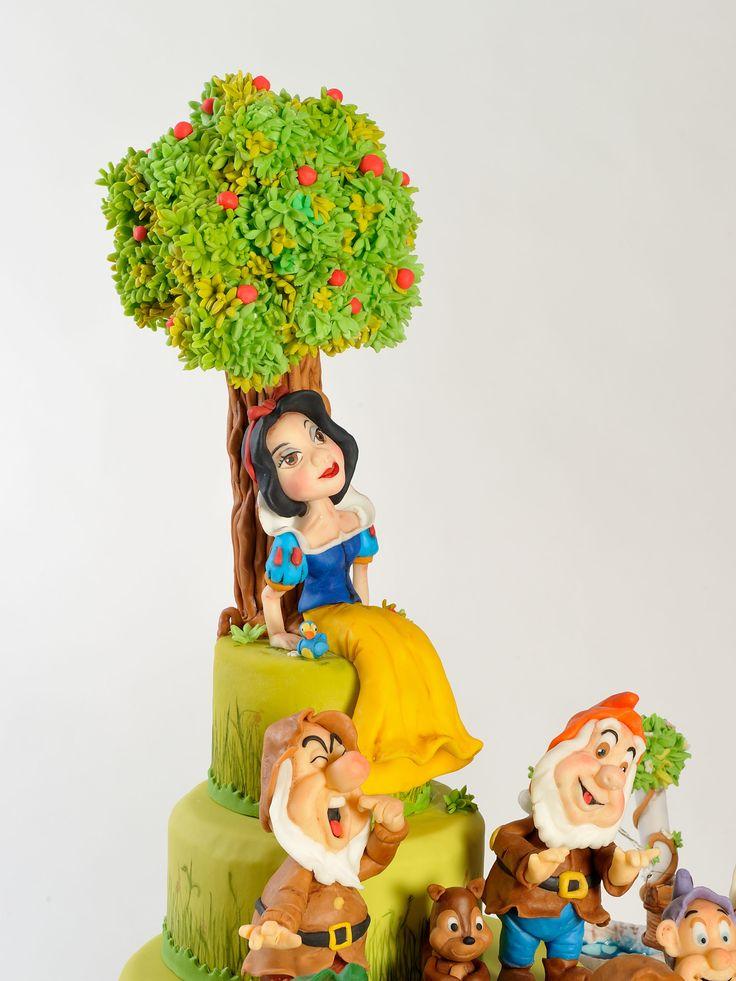 snow white.....PARTICOLARE...biancaneve