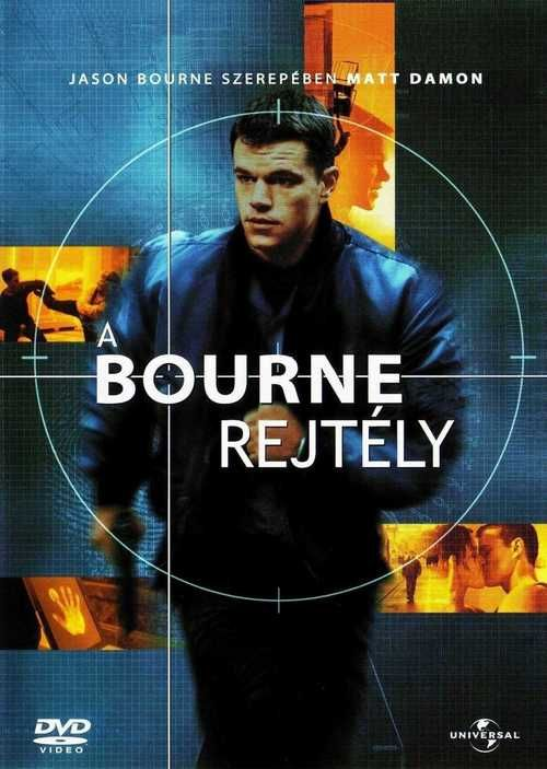 Watch The Bourne Identity (2002) Full Movie Online Free