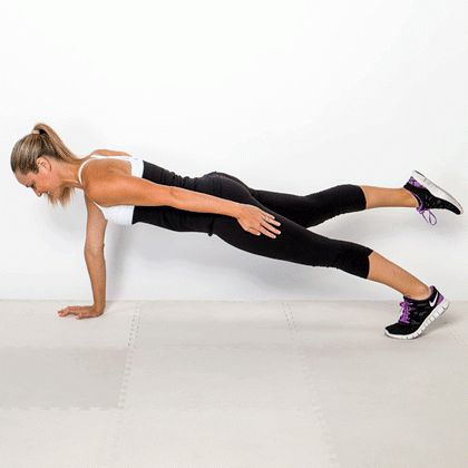 10 Tricks to Amp Up Your Favorite Abs Exercises | Shape Magazine