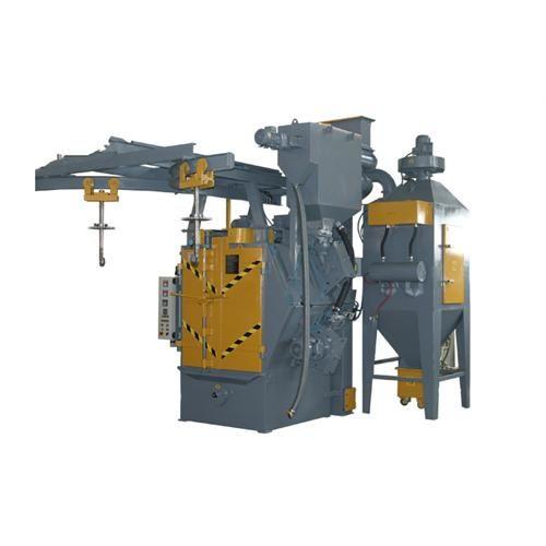 Overhead Rail Type Shot-Blasting Machine