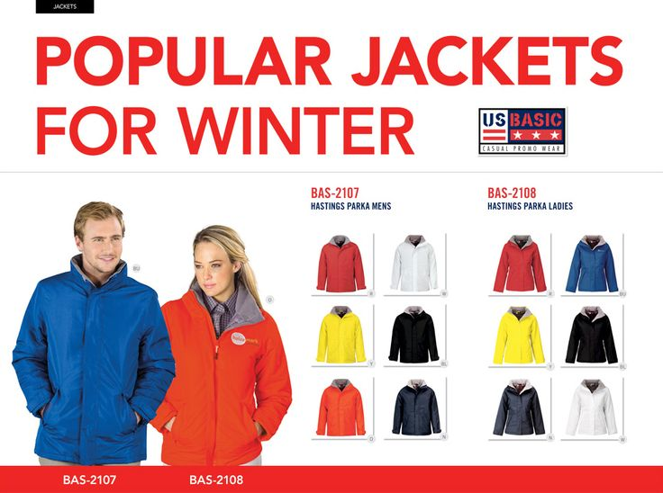 The Popular Hastings Parka