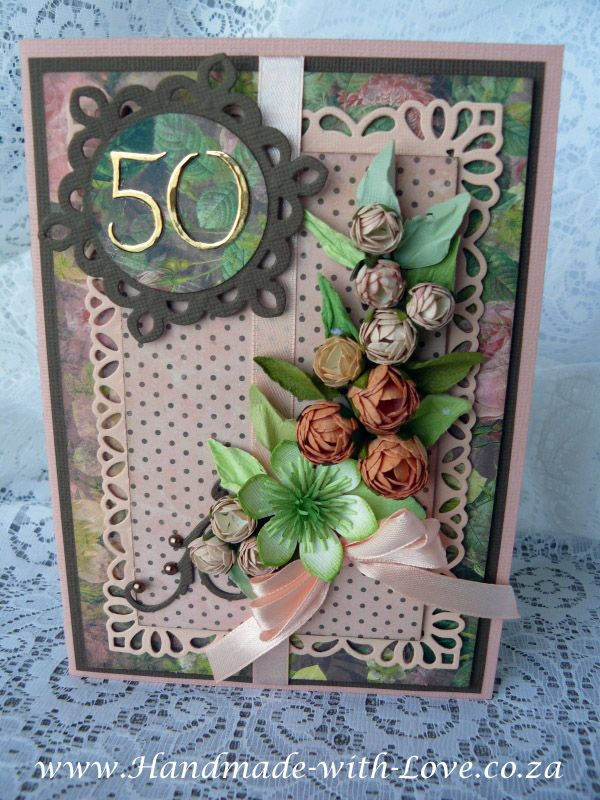 50 th Birthday Card                                                                                                                                                                                 More