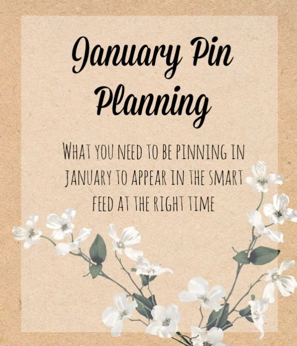 Pinterest Pinning strategy for bloggers and small business content calendar/blogging calendar - what you need to pin and when!