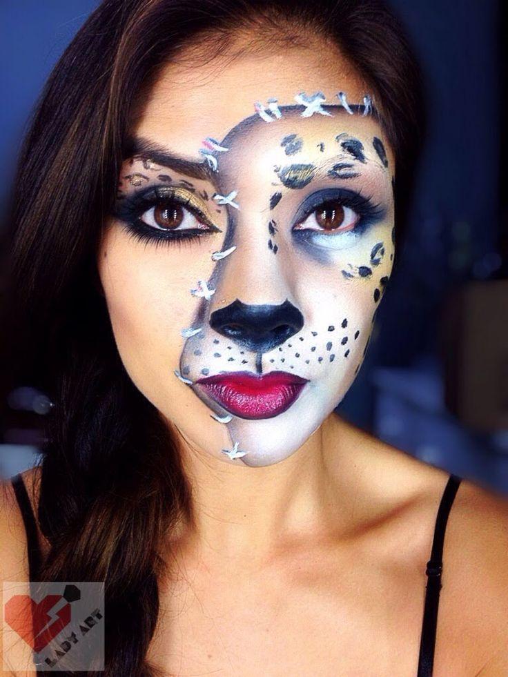 Best 25+ Skull Face Makeup Ideas On Pinterest