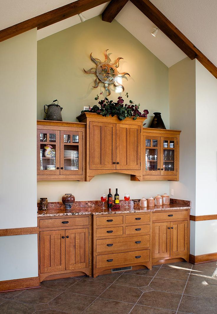 Custom Dining Room Cabinets By Mullet Cabinet In Millersburg Ohio