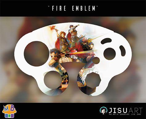 Fire Emblem Full Gamecube Skin - Exclusive Artist: JisuArt