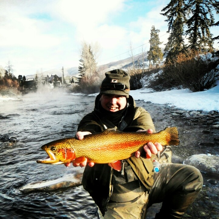8 best blue river colorado images on pinterest fishing for Aspen fly fishing