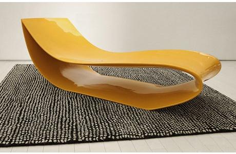 Designer: Piergiorgio Cazzaniga, MDF Italia, lounge chair