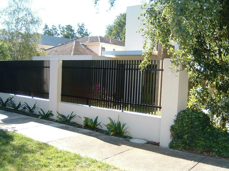 Contemporary Fencing, Fence, Patios, Composite Fencing, Post And Rail Fence
