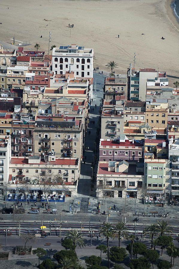 La Barceloneta District, Barcelona by Jordi TodA, #catalunya #cataloniamybarcelona #cataloniamycatalunya