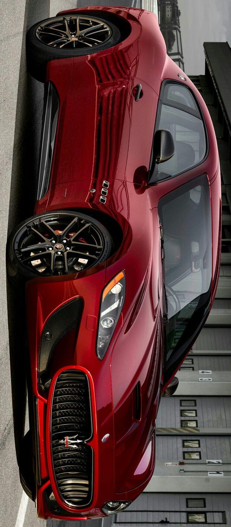 2017 Maserati GranTurismo Sport Special Edition by Levon