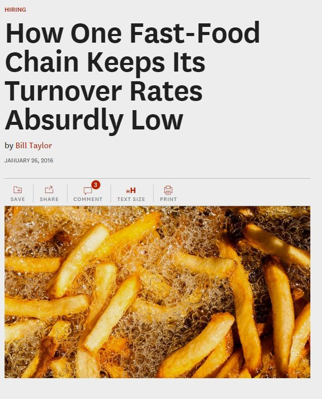 """hr er in fast food """"when we're in the food production facilities, we can't have long fingernails, nail  polish or  a less educated workforce means the employee relations issues hr  professionals face in  manufacturing is more fast-paced."""