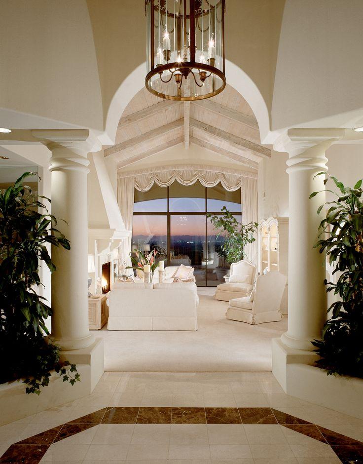 35 best images about foyer on pinterest modern interior - Luxury foyer interior design ...