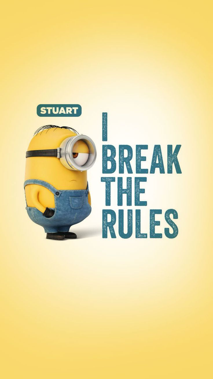 Tumblr iphone wallpaper minions - A Cute Collection Of Minions Movie Desktop Backgrounds
