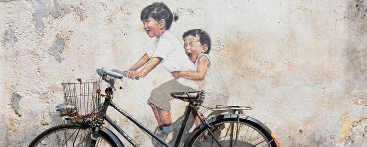 Şehir hayatının içine fazlasıyla giren sokak sanatlarının başını çeken graffiti son yıllarda duvarları delip trenlere, duraklara ve yollara kadar ulaşıyor. Her zaman güldüren bazen de hüzünlendiren graffiti sanatı köklü bir geçmişe de sahip. #sanat