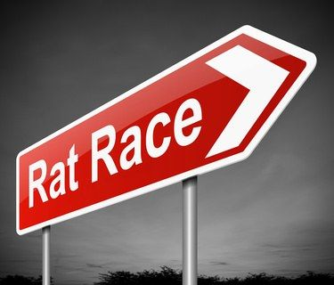 Fed Up of the 9 to 5 Struggle? 5 Reasons to Quit the Rat Race