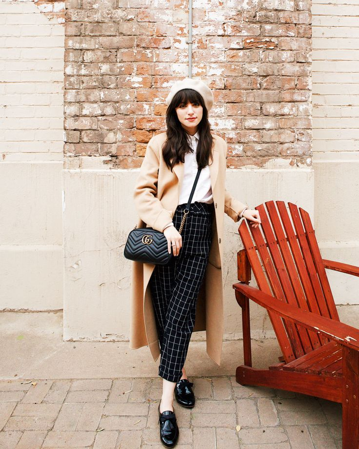 How to Wear Long Coat With Casual Style This Spring