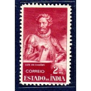 CAMÕES (Camoens), portuguese poet, XVI century