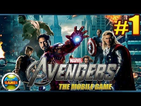 Avengers Mobile Gameplay part 1