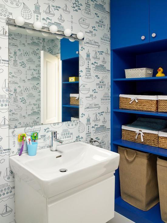 Best BANHEIROS Images On Pinterest Decoration And Small Bathroom - Nautica bathroom decor for small bathroom ideas
