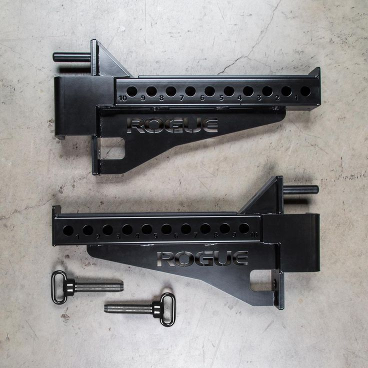 Monster safety spotter arms 20 rogue fitness in 2020