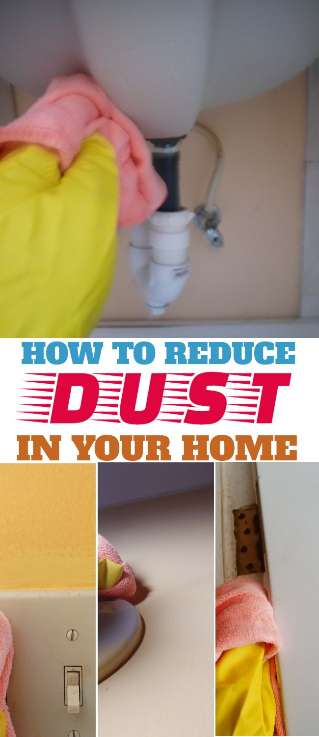 Use These Smart Hacks To Reduce The Dust Inside Your House Build Up From Time But You Can Tips Ha Cleaning And
