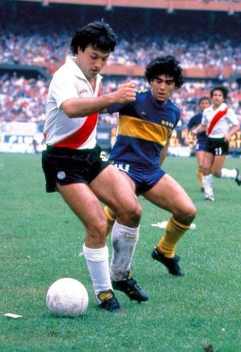 Maradona & Olarticochea