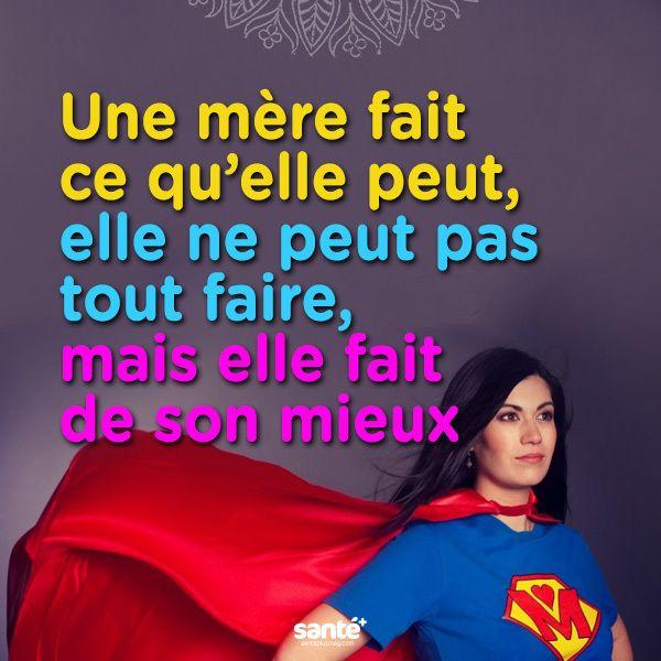 #citations #vie #amour #couple #amitié #bonheur #paix #esprit #santé #jeprendssoindemoi sur: www.santeplusmag.com|| une mère