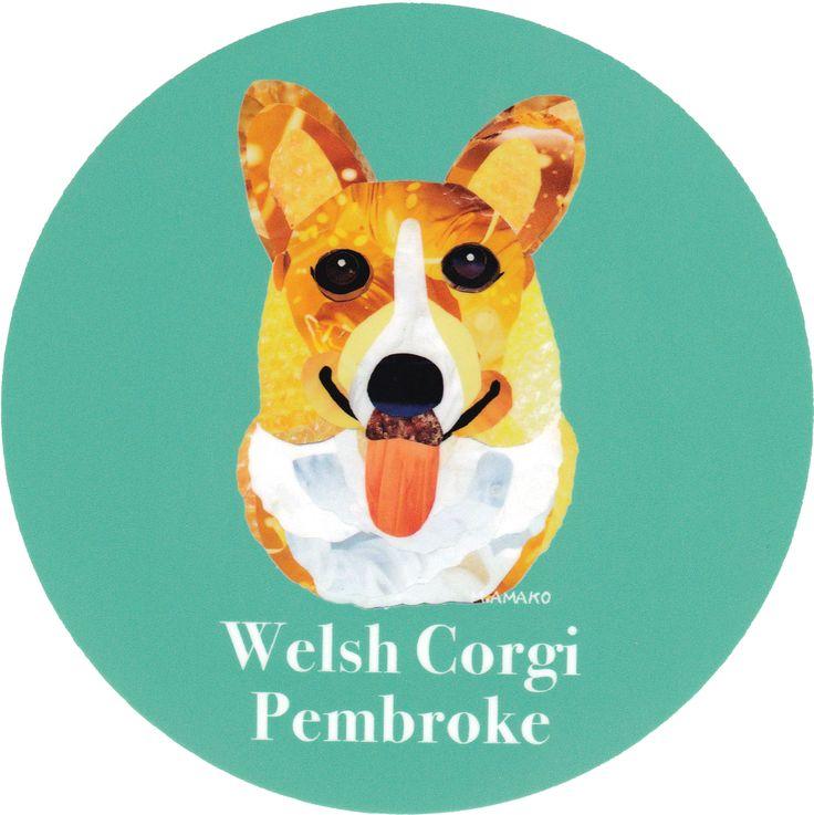 マイ @Behance プロジェクトを見る : 「014   Welsh Corgi Pembroke」 https://www.behance.net/gallery/42194581/014-Welsh-Corgi-Pembroke