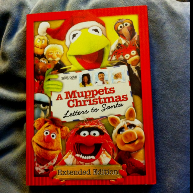 Muppet Christmas, Letters To Santa. | My Favorite Movies | Pinterest