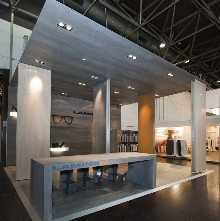 Exhibition Stand @ Euroshop •Stand Design: Xilos Design Studio •Stand Build: Xilos Temporary Architecture