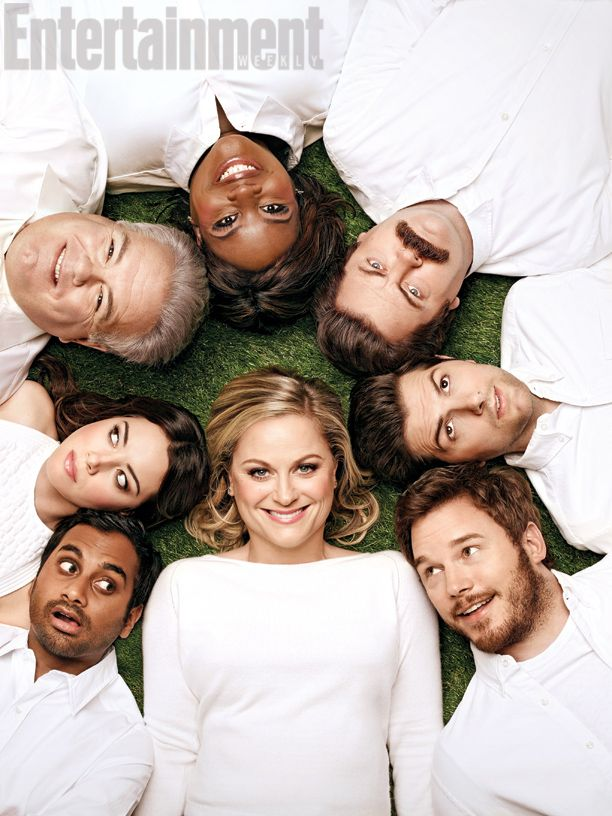 """The cast of Parks and Recreation recently finished filming their final season (capped off with a heartfelt performance of """"5,000 Candles in the Wind""""), and now they reveal the scenes they wanted to shoot but never got to.:"""