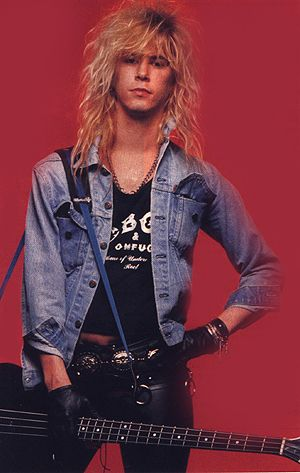 17 Best images about GUNS N ROSES on Pinterest | Young ... Duff Mckagan 80s