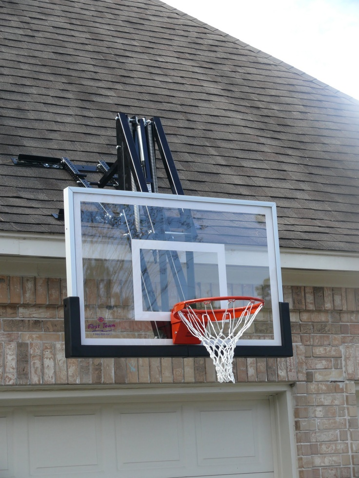 Good Roof Master Roof Mount Basketball System From DunRite Playgrounds  Http://www.dunriteplaygrounds