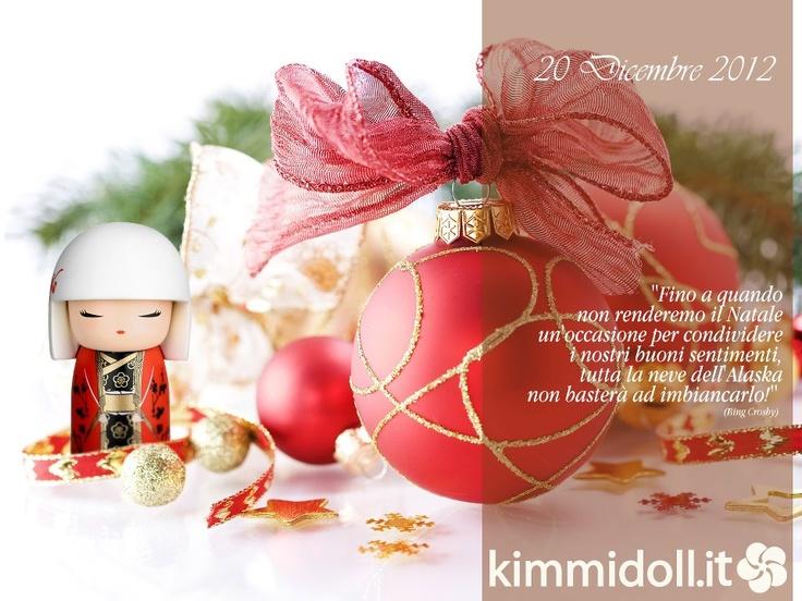 20 Dicembre 2012 #Kimmidoll #Christmas