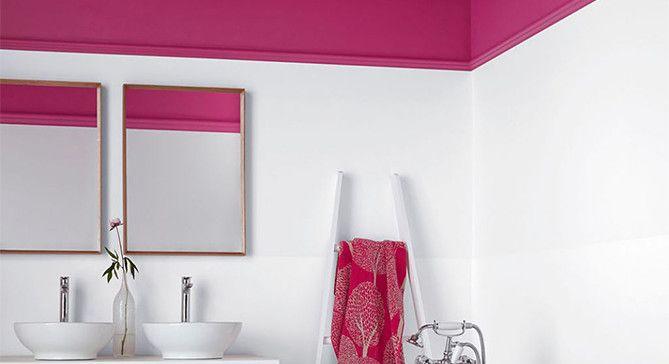 ¿Te atreves a pintar los techos? Son un espacio muchas veces olvidado al decorar. ¡Introducimos el arcoíris en tu casa con estos 12 techos pintados!