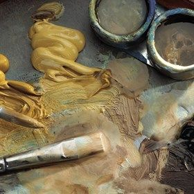 Using Mediums with Artisan Water Mixable Oil Colour